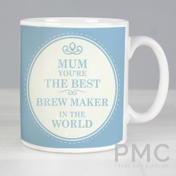 Personalised The Best in the World Mug
