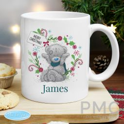 Personalised Me to You 'For, Grandad, Dad' Christmas Mug